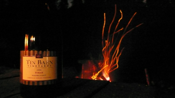 Tin Barn Syrah 2006 Coryelle Fields Vineyard