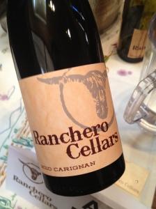 2010 Ranchero Cellars Carignan