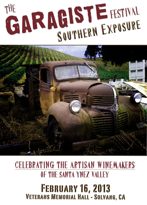 Garagiste Festival Southern Exposure - February 16th 2013