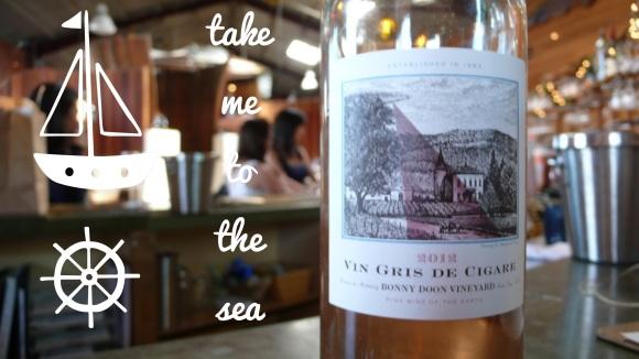 2012 Bonny Doon, Vin Gris de Cigare, Santa Cruz