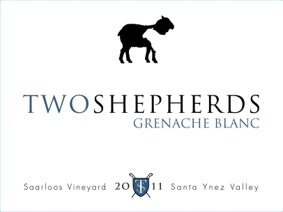 Two Shepherds Grenache<br /> Blanc