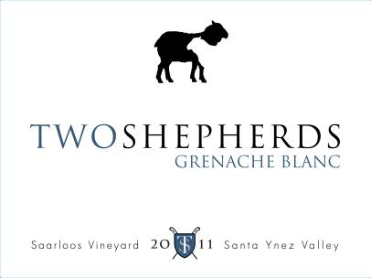 Two Shepherds Grenache<br /> Blanc