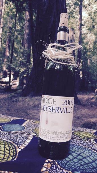2009 Ridge Geyserville